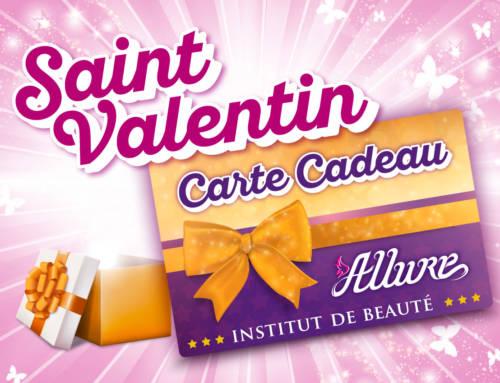 IDÉE CADEAU Saint Valentin à La Valette du Var : Institut de beauté ALLURE